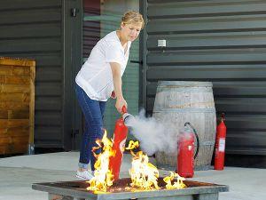 Jetzt anmelden zur Brandschutzhelfer-Ausbildung